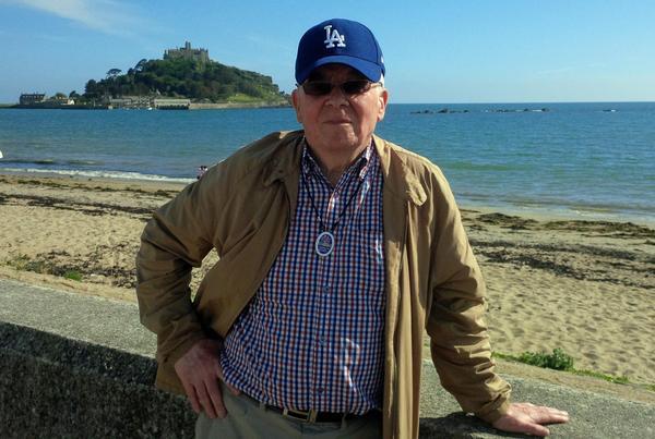 Per Hammarberg arbetade som guide under 30 år. Han utgick från London men reste väldigt mycket i hela England.
