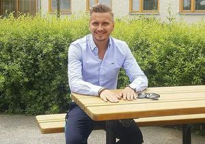 Andreas Thyr – nyförvärv i allsvenska Hudik/Björkberg.