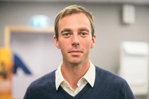 Riksdagsledamot Kalle Olsson (S).