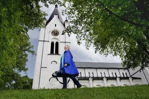 Katarina Andreasson är initiativtagaren till kammarmusikfestivalen i Nora som kommit att bli en årlig tradition i juni.