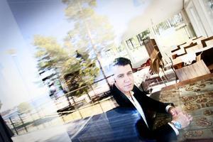 Emad Ali öppnar inom kort upp sin restaurang på Malnbaden.