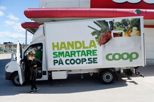 Coop i Sundsvall kör i gång med e-handel.