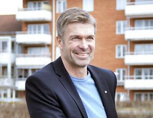 Anders Wallner vice vd för HSB Södra Norrland. Arkivbild: Aina Lundkvist