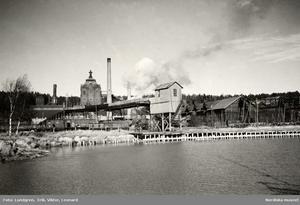 Karmansbo hytta i Köping 1930. Foto: Viktor Lundgren