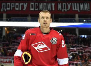 Ryan Stoa ansluter till Örebro Hockeys trupp nästa vecka. Samma gäller det senaste tillskottet, Kerby Rychel. Bild: Yury Kuzmin/KHL Photo Angency via AP