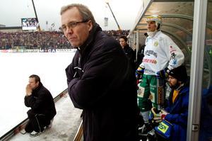 Efter uppdraget som förbundskapten tränade Stefan Karlsson bland annat Hammarby, Broberg och Vänersborg. Foto: Björn Larsson Ask/TT