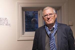 Mattsson berättar att Sverige är världsledande i det digitaliserade Europa.