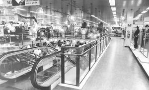 Domus på övre plan 1990. Foto: VLT:s arkiv