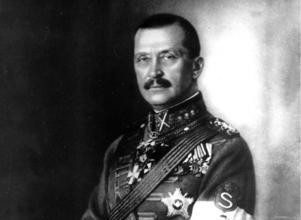 Gustaf Mannerheim, överbefälhavare för de vita styrkorna.Bild: Scanpix