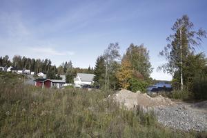 Under försommaren lade Framfast AB ner planerna på att bygga bostadsrätter vid Svanvägen i Ludvika.