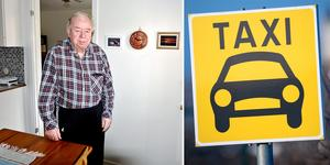 Region Västernorrland vill bland annat höja högkostnadsskyddet vid sjukresor från 1 650 till 2 400 kronor, vilket Bengt Persson  från det regionala pensionärsrådet protesterar mot.