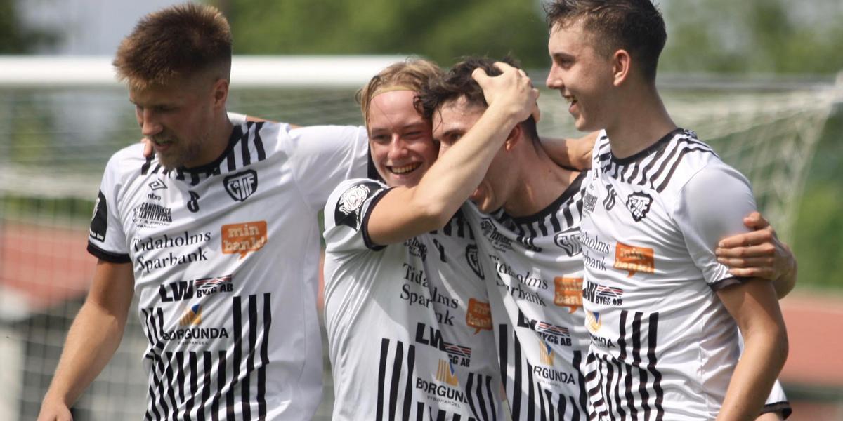 """Tidaholmskaptenen straffade IFK Falköping: """"Vi vill vinna varje match"""""""