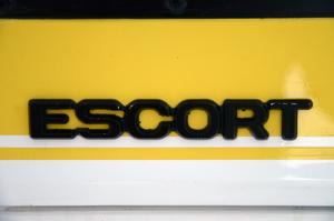 Ford Escort, antingen enklast tänkbara hushållsbil, eller en av världens vassaste rallybilar.