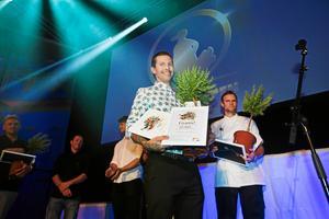 Stefan Ehrin, Söders Källa, vann Smakkampen i hård konkurrens med fem andra kockar från krogar i Gästrikland och Hälsingland. Förutom äran vann han en utbildningsresa värd 10000 kronor att resa för tillsammans med en lokal producent.