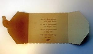 I utvikt tillstånd ser kortet ut så här. Däri kan man läsa: