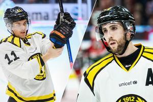 Joel Kellman och Ryan Gunderson kan ha spelat färdigt i Brynäs.