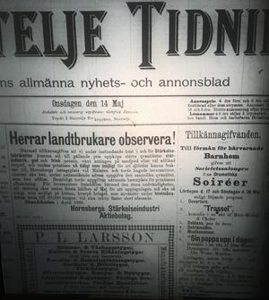 NT, 14 maj 1890.