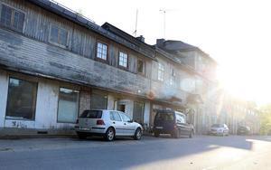 Ljungandalsvägen, långhuset i Viskan.