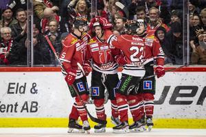 Men Backström var den som fick jubla i slutändan. Bild: Johan Bernström/Bildbyrån
