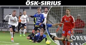 Filip Rogic och Oscar Jansson tillhörde återigen ÖSK:s bästa spelare.