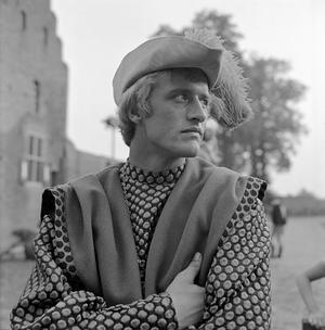 Rutger Hauer spelade riddaren Floris van Roozemond i Paul Verhoevens populära tv-serie