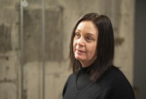 Ulrika Ringnérs uppdrag är att hitta möjligheterna med en nedläggning av Hudiksvalls badhus.