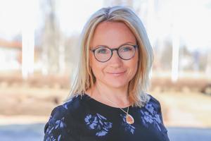 Borlänge kommun har ett mycket ambitiöst förskolereglemente jämfört med andra kommuner, menar Monica Lundin (L), ordförande i Barn- och utbildningsnämnden.  Foto: Pressbild