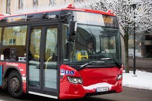 Buss 758 trafikerar inte Nygatan längre.