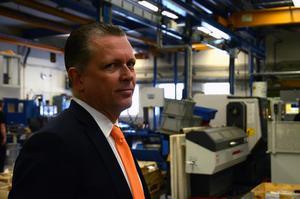 Nyckeln till företagets framgångar är enligt Håkan Gustavsson den uppfinnarverkstad de har som kan hjälpa kunder att lösa problem.
