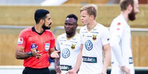 Mohammed Al-Hakim under en match mellan Östersund och Sirius. Foto: Kenta Jönsson / BILDBYRÅN