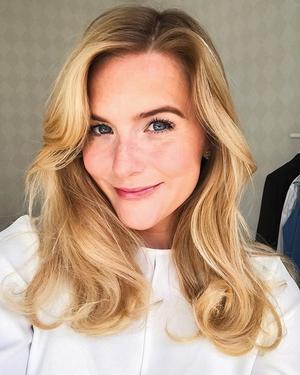 Sara Olsson pluggar till lantmätare på Högskolan i Gävle.