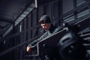 Adam Axelsson fick nöja sig med en bronsmedalj när skridsko-SM inleddes på fredagen. Arkivfoto: Valentin Baat