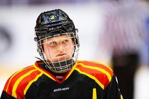 Maja Nylén Persson inledde SDHL-karriären i Leksands IF. Nu gör hon sin första säsong i Brynäs IF. Foto: Tobias Sterner/Bildbyrån
