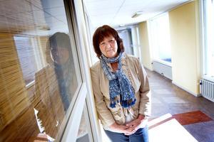 Anita Persson, förskolechef i Sandvikens kommun.