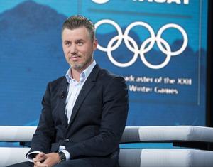 Per Elofsson har återhämtat sig väl efter stroken. Bild: Bertil Enevåg Ericson / TT
