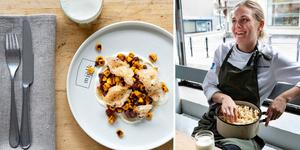 Den 4 juni blir Linnéa&Peter pop up-restaurangen Mjölk. Pressbild