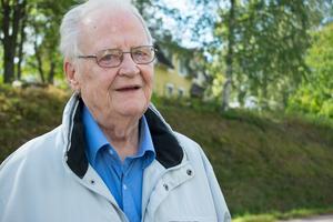 Hans Wetterberg flyttade från Stockholm till Fredriksberg för 22 år sedan.