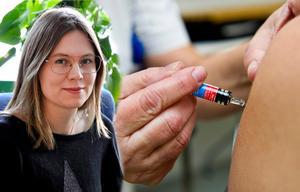 Maria Tempé, biträdande smittskyddsläkare i Region Västernorrland.Bild: Karin Mattsson, privat