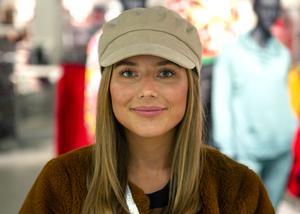 Marie Burman, 16 år, studerande, Sundsvall