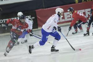 Jocke Hedqvist lämnade sin gamla hemmaarena poänglös den här gången, kanske spelade det en viss roll för utgången.