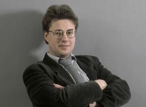 Den postumt populäre författaren Stieg Larssons Milleniumböcker hade aldrig ägnats en tanke av DN:s eller SvD:s kulturredaktioner på 1980-talet. Foto: Leif Blom