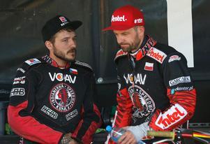 Vaclav Milik kommer att köra tillsammans med veteranen Piotr Protasiewicz i sin comeback i Indianerna. Arkivfoto