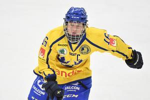 Pernilla Winberg avgjorde för Damkronorna mot Tyskland. Bild: TT