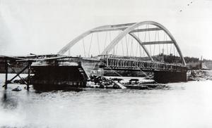 Gamla Skulebron byggdes på slutet av 1920-talet.