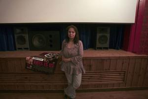 Hertha Höglund bjuder in till totalt 23 filmer under den 23:e filmfestivalen i Tännäs.