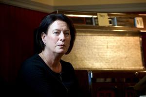 Foto: Claes Söderberg.Kommunstyrelsens nuvarande ordförande, Susanne Norberg, fick nöja sig med plats två på S-listan.