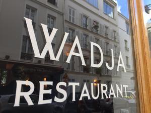 Restaurant Wadja. Fotograf: Agneta Rickardsson