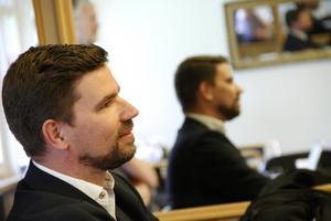 Markus Evensson har själv inte sett polisanmälan, inte heller åklagarens begäran om handlingar.