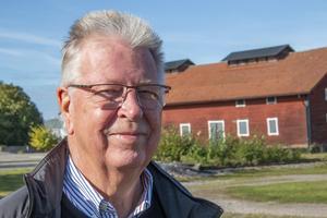När 35 procent av de svarande i medborgarenkäten uppger att de vill att kommunen först och främst ska utveckla inre hamnen, tycker Nils Nordkvist att hans vision om