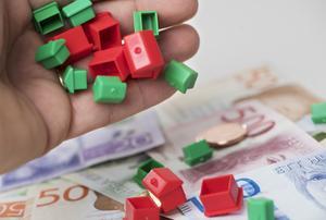 Väldigt höga byggregler gör att det är krångligt och dyrt att bygga små lägenheter. Det måste bli lättare och billigare att bygga studentbostäder, därför borde studentbostäder vara en egen boendeform i lagstiftningen, skriver Karl Philip Nilsson (LUF). Bild: Fredrik Sandberg.